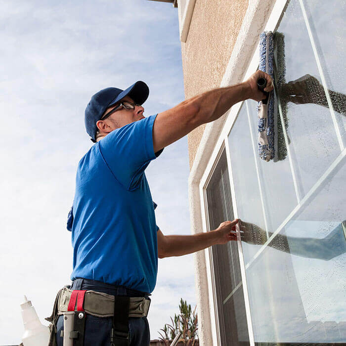 commercial and residential Window cleaning calgary